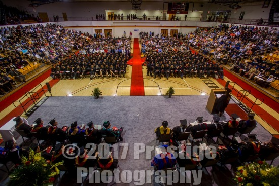 WJU 2017 Commencement