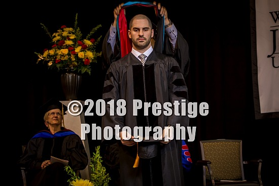 WJU 2018 Commencement